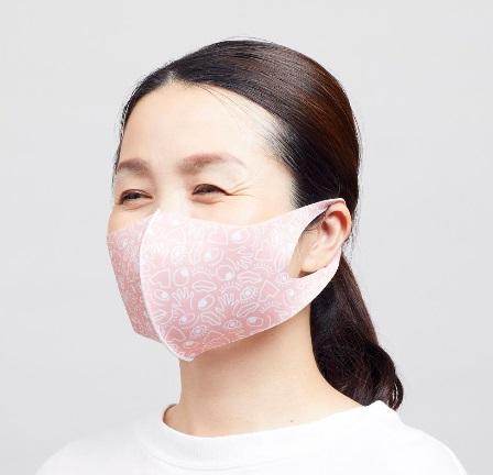 フライングタイガーマスク着用イメージ
