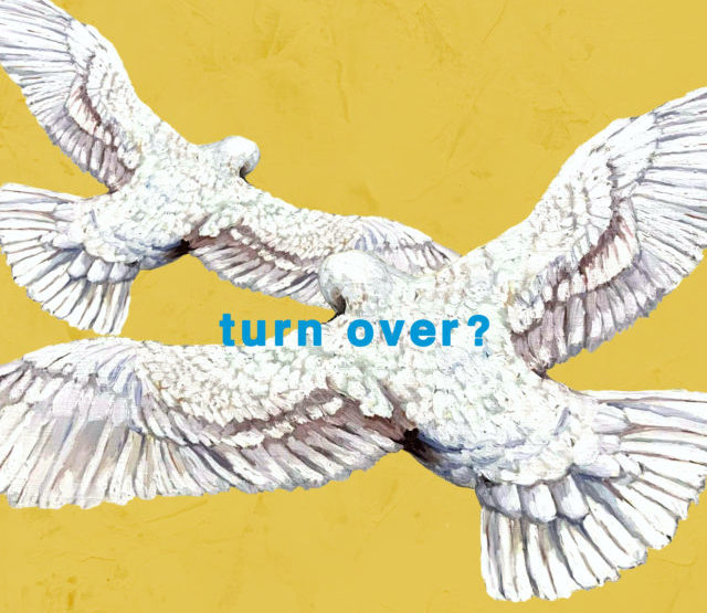 turn over?ジャケ写