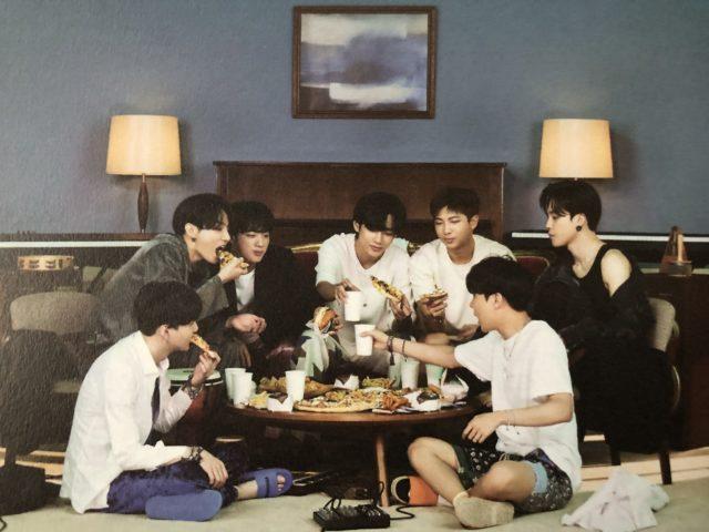 BTS LGO シーン写真