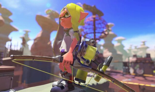 スプラ3新武器弓
