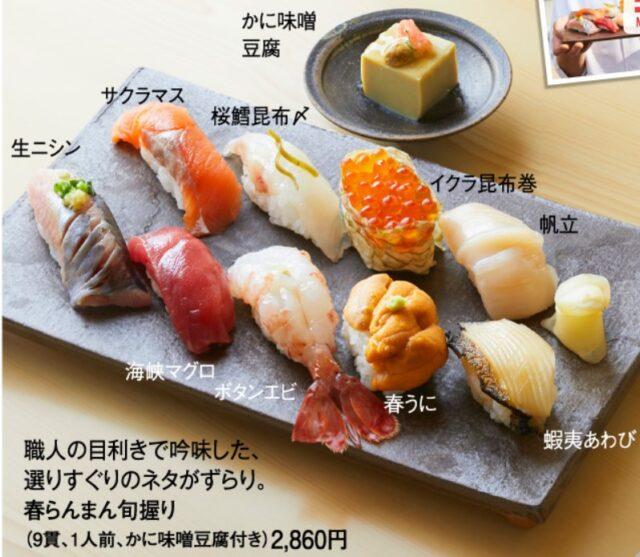 函館 幸寿司